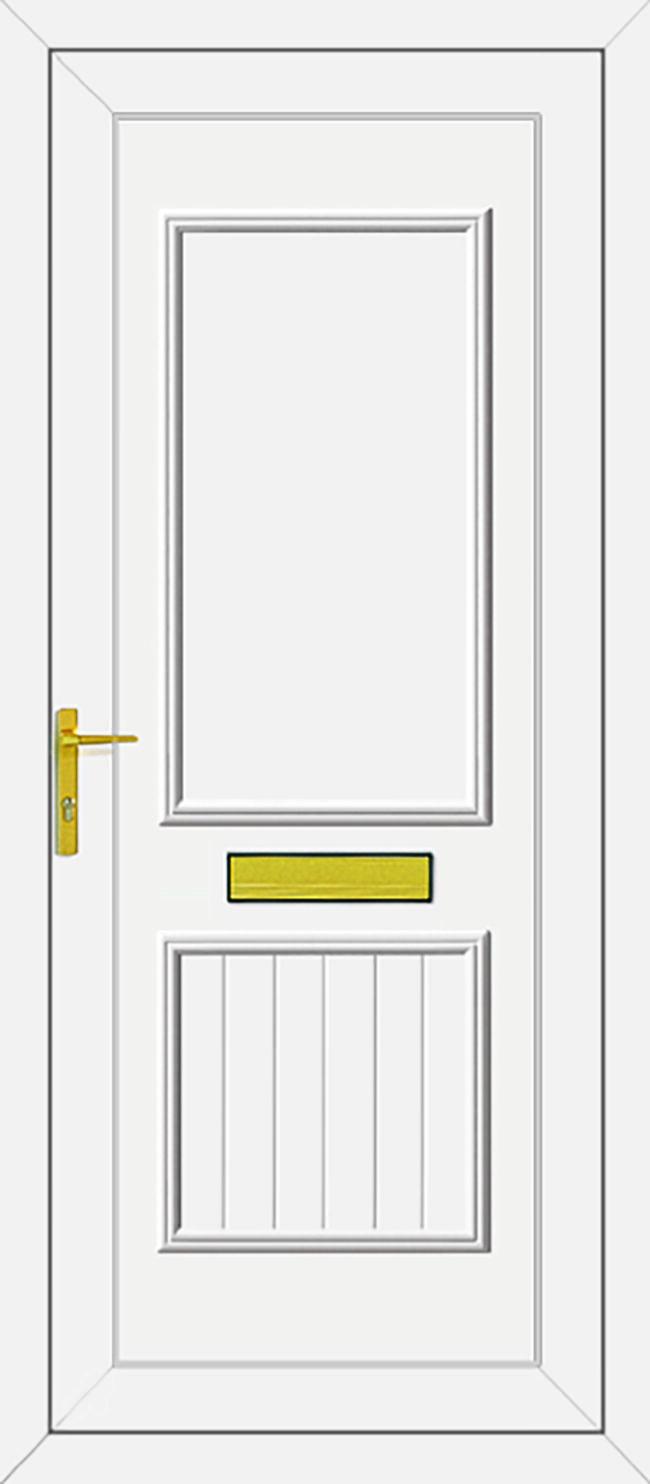 Chester Solid UPVC Door
