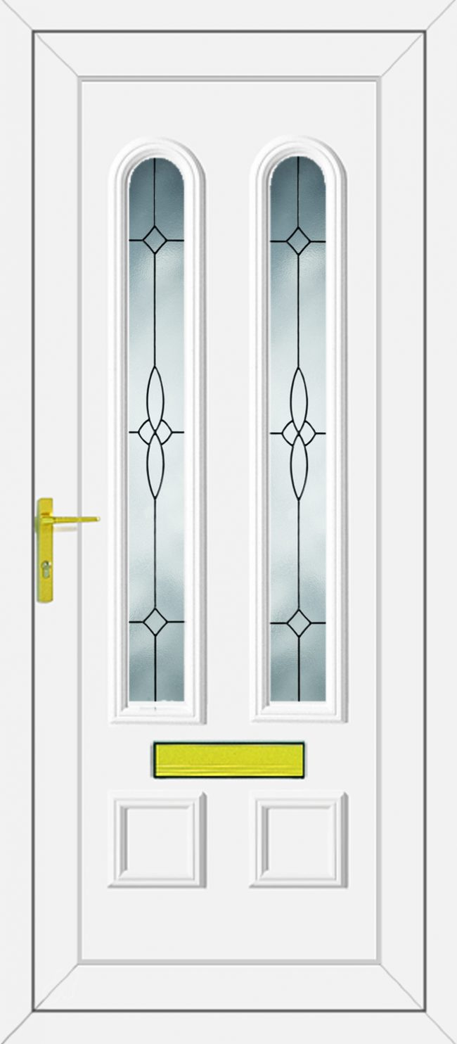 Grant 2 Impression UPVC Door