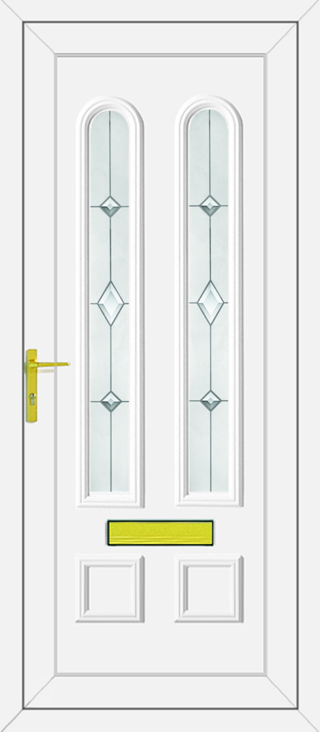 Grant Aspiration UPVC Door