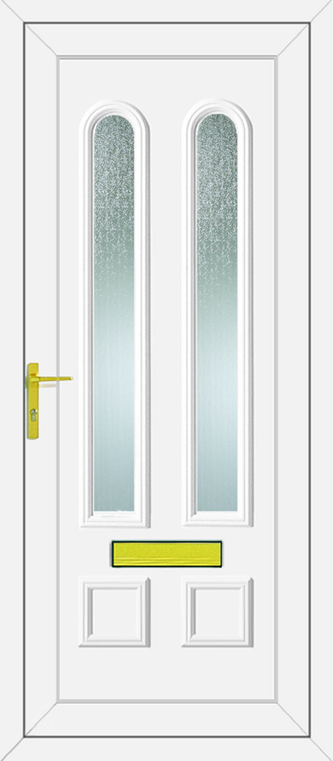 Grant Glazed UPVC Door