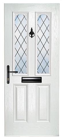 Maple-Arch-Diamond-Lead-White