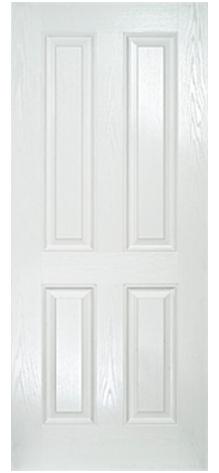 Maple-Square-Solid-White