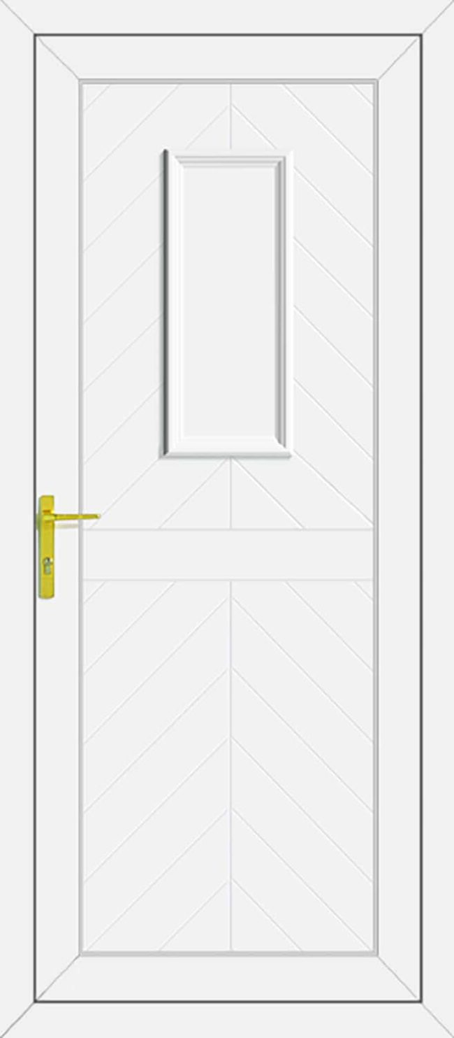 Monroe Solid UPVC Door