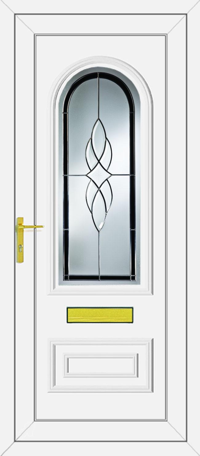 Truman Cosmopolitan UPVC Door