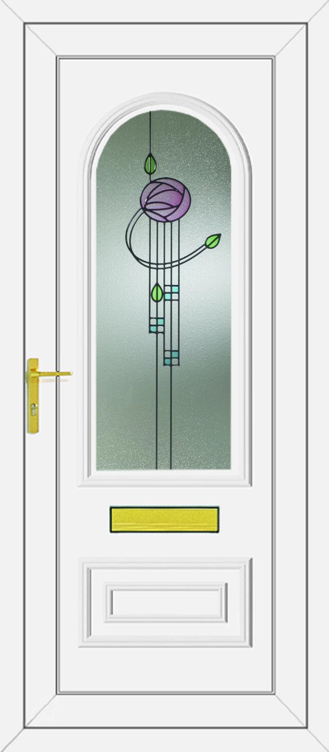 Truman Finnieston UPVC Door