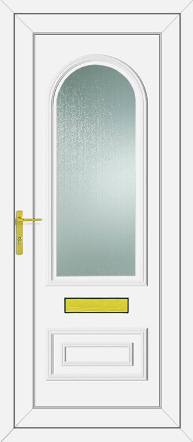 Truman Glazed UPVC Door