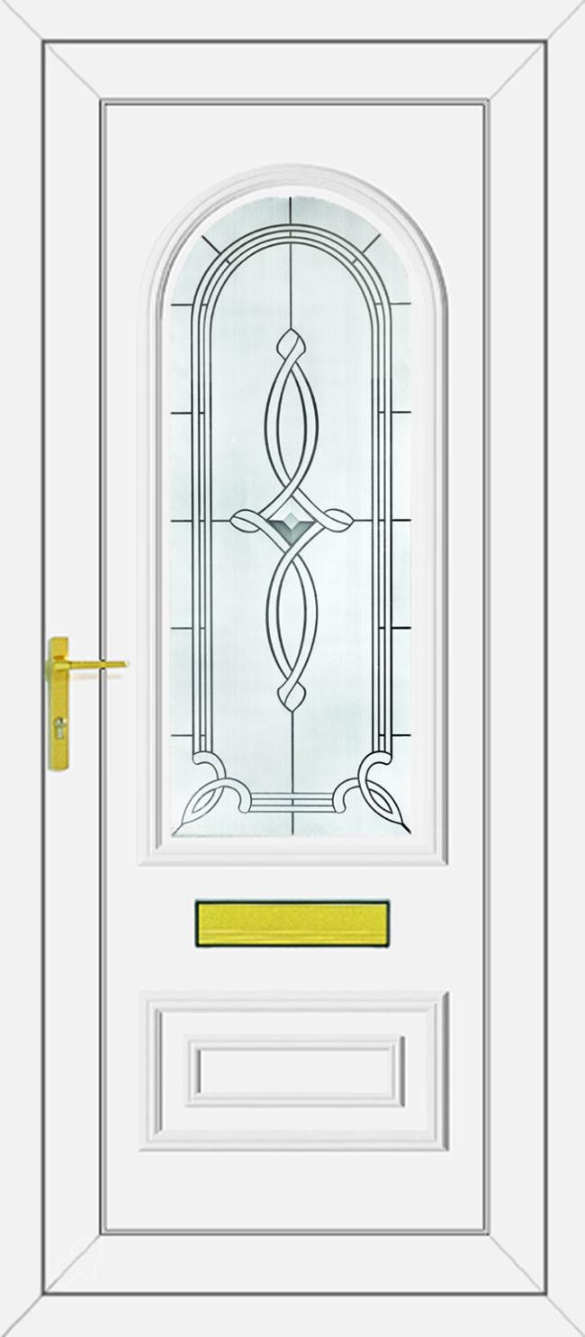 Truman Inclination UPVC Door