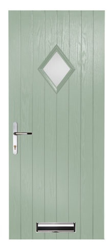 Tuxford Glazed Chartwell Green