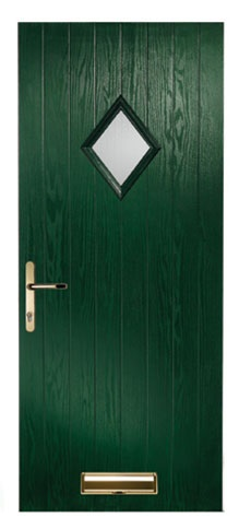 Tuxford Glazed Green