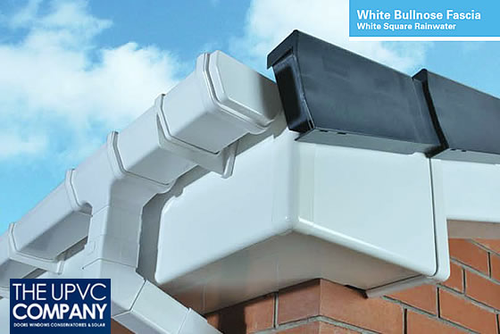 Fascia Installation by The UPVC Company | Quality At The