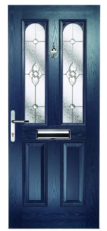 maple Arch Finesse Zinc Blue