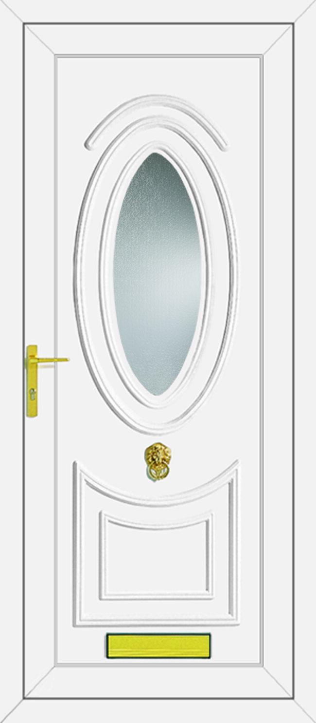 Jefferson Glazed UPVC Door