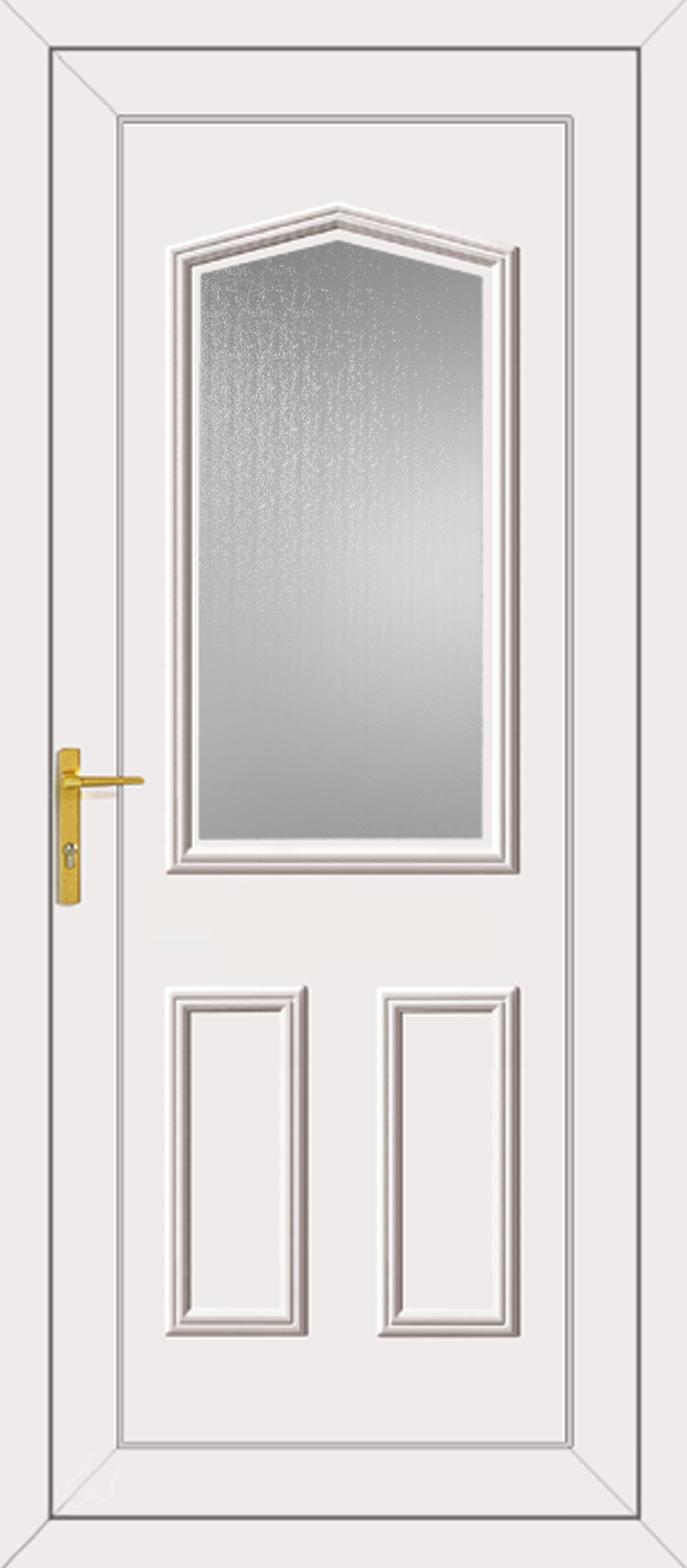 Taft Glazed UPVC Back Door