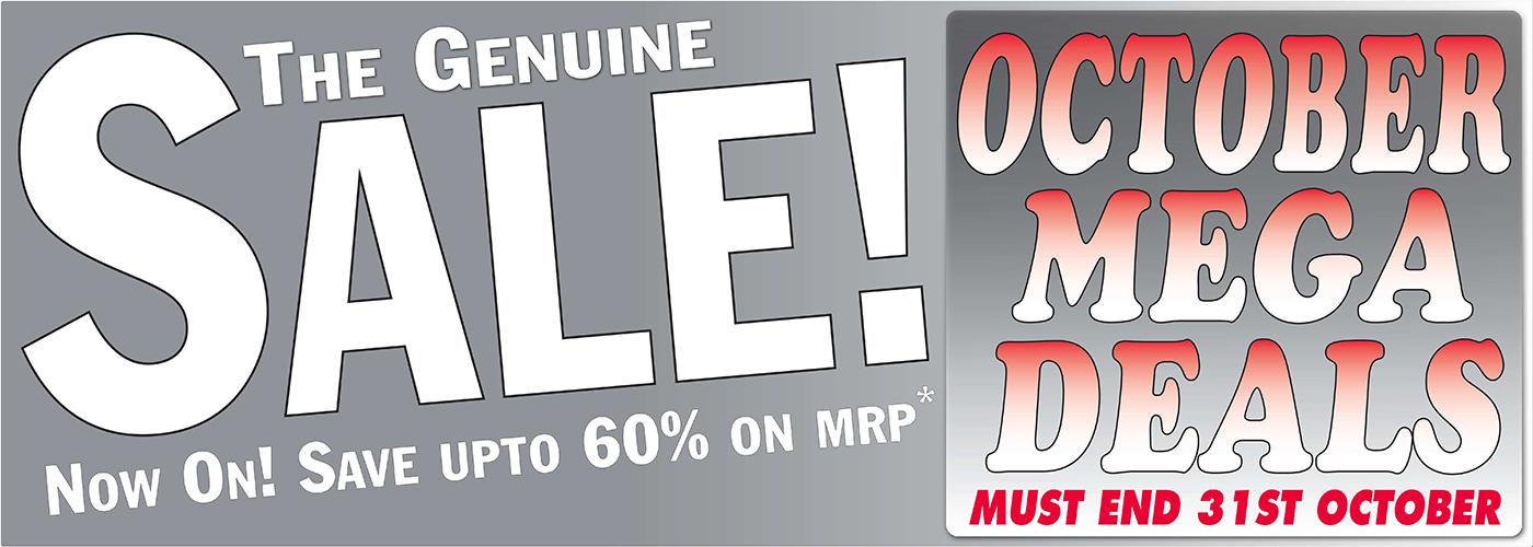 Mega Sale at UPVC Company