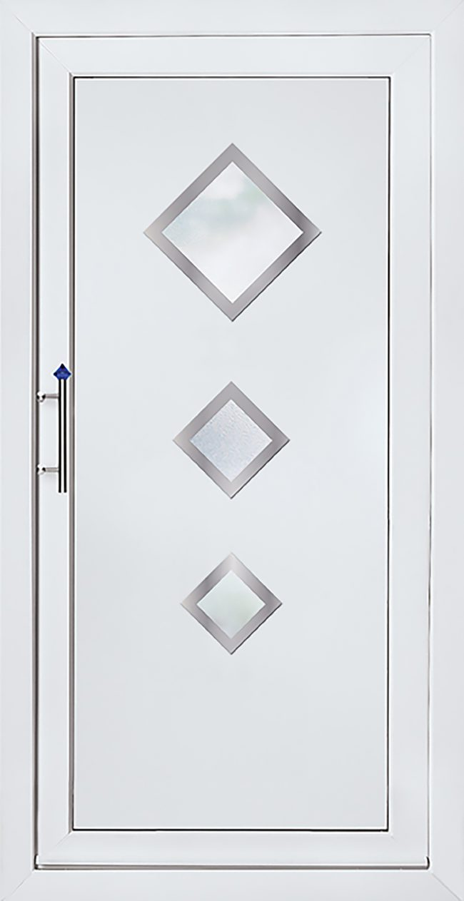 Modern Collection 5123 UPVC Door