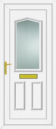 Taft Glazed UPVC Door