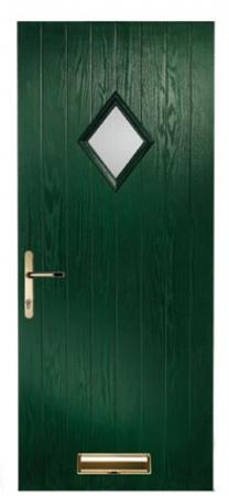 Tuxford Glazed Green