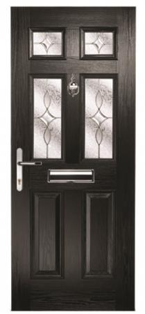 Rufford Flair Zinc Black