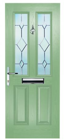 Maple-Square-Clear-Bevels-Chartwell-Green