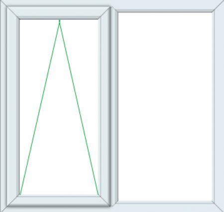White PVC