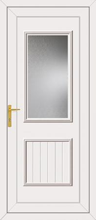 Chester Glazed UPVC Back Door