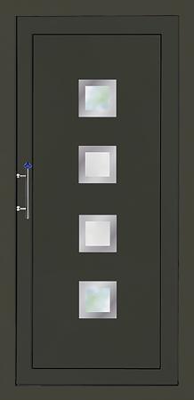 Modern Collection 5034 UPVC Door
